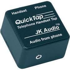 JK Audio Quicktap