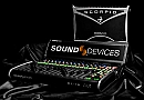 Sound Devices Scorpio + CL-16 bundel