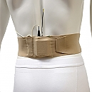 Ursa Waist Strap Small / Big Pocket Beige