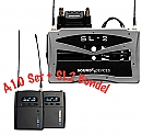 Sound Devices bundel SL-2 + Audio Ltd A10 kit